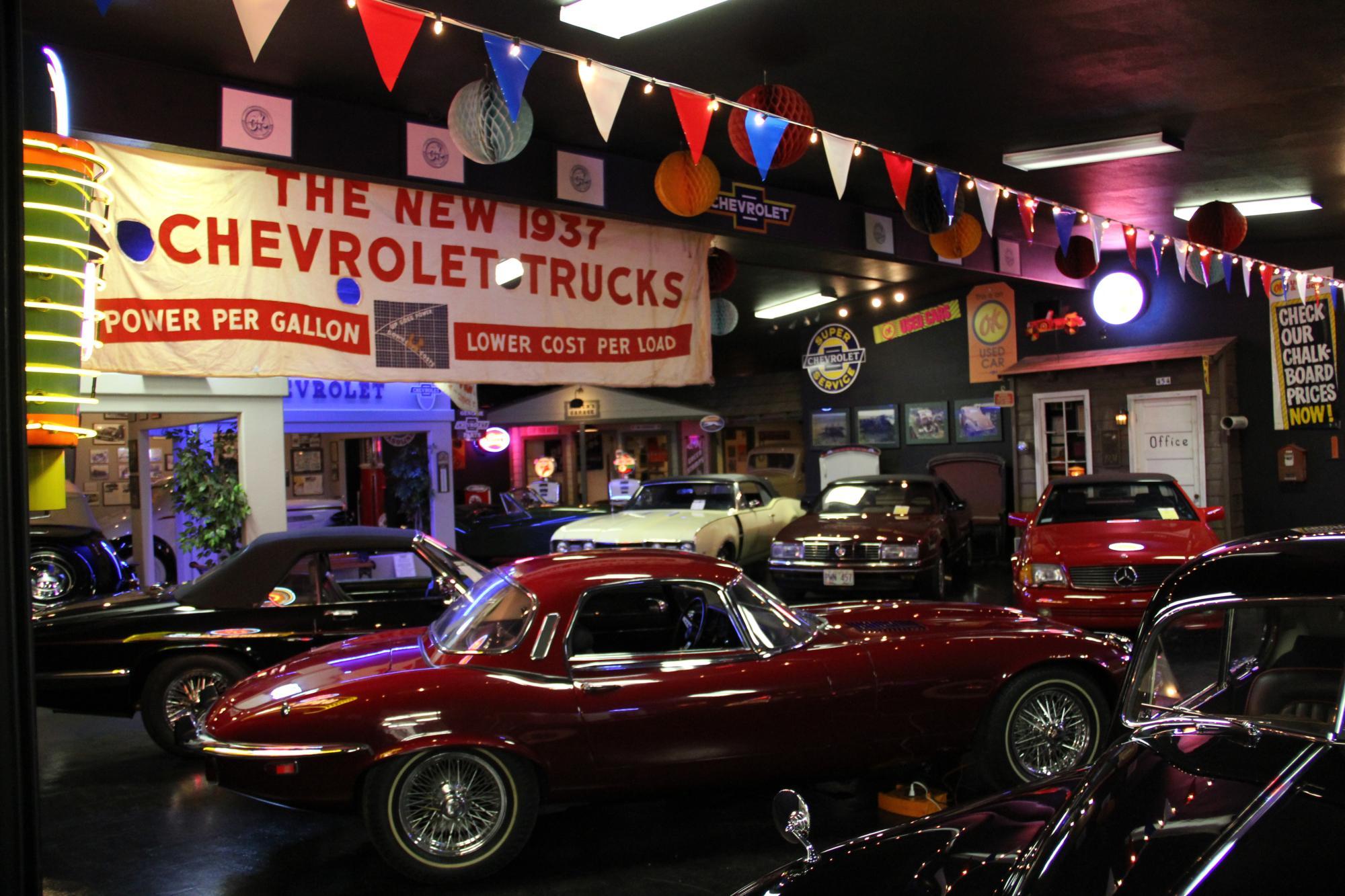 Charvet Classic Cars - Estate Sale Division - Lake Oswego, Oregon